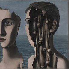 """Double secret"" ReneĢ Magritte 1927 Foto 1"